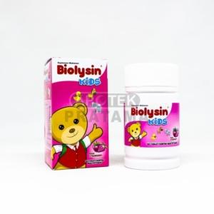 BIOLYSIN KIDS STRAWBERRY